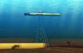 Underwater pipleline